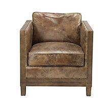 Darlington Club Chair Light Br, 8809212