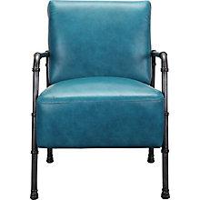 Royce Club Chair Blue, 8809217