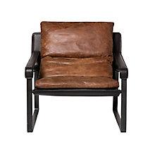 Connor Club Chair - Brown, 8809221