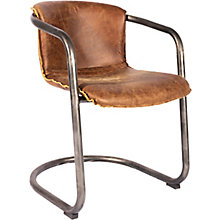 Benedict Leather Chair , 8809224
