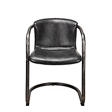 Freeman Leather Chair Antique B, 8809235