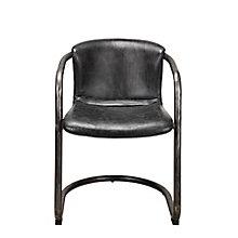 Freeman Leather Chair Antique B, 8809235