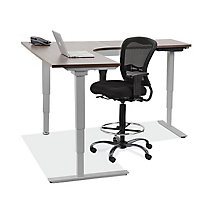 SitStand Left Corner Adjustable Height Desk, 8822606