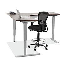 SitStand Left Corner Adjustable Height Desk, 8822606