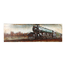 Vintage Locomotive Wall Decor, 8809249