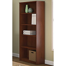 Envoy Five Shelf Bookcase, BUS-PR76565