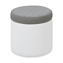 Brite Cushioned Ottoman with Wobbling Base, 8827798