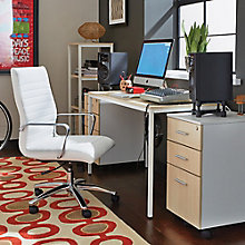 Brite Compact Home Office Set, 8829106