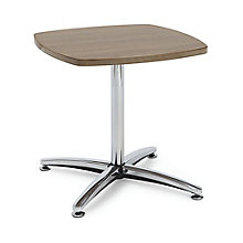 Square Pedestal Table, 8825611