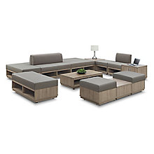 14 Piece Modular Lounge Set, 8825358