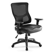 Leather Seat Task Chair, 8827554
