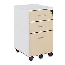 Brite Mobile Pedestal Box File, 8827732