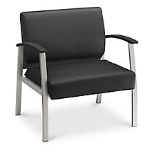 Compass Oversized Guest Chair with Arms, 8807992