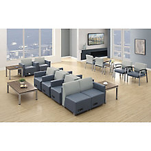Ten Piece Lounge Seating Group, 8807995