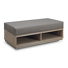 Double Seat Storage Bench, 8823105