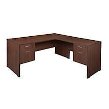"Sandia Fully Reversible L Desk - 60"", 8801590"