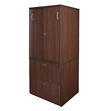 """Sandia 2 Drawer Lateral File with Storage Cabinet - 30""""W, 8801592"""