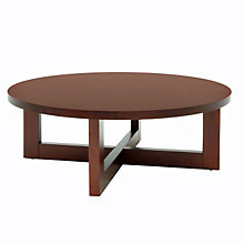 Wood Round Coffee Table, REN-HWTC3713