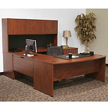 Sandia U-Desk with Hutch and Lateral File, OFG-UD1050