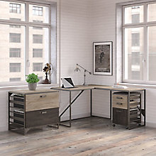 Desk with Files 50W , 8825545