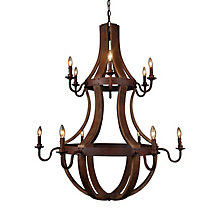 Pasquale Double Layer Pendant , 8809330