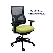 Comfort Seating Tempur-Pedic® Task Chair with Mesh Back, 8805166