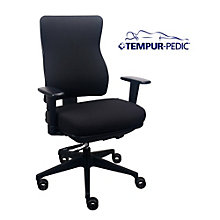 Comfort Seating Tempur-Pedic® Task Chair in Fabric, 8805165