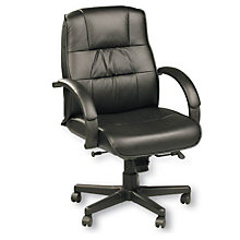 Ace Leather Desk Chair, RMT-758