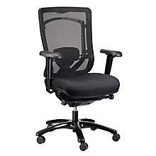 Monterey Mesh Back Fabric Seat Computer Chair, 8813848