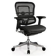 Ergo Elite Mesh Mid Back Task Chair, 8813851