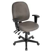 4x4 Series Fabric Ergonomic Chair, RMT-FM498SL