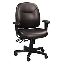 4x4 Series Leather Ergonomic Chair, RMT-LM59802A