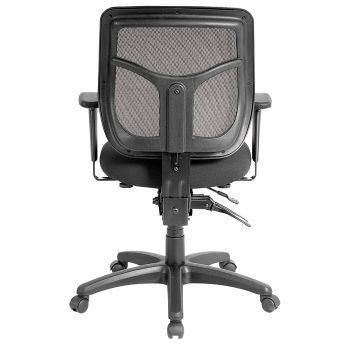 Tremendous Apollo Mesh Ergonomic Chair By Eurotech Officefurniture Com Home Remodeling Inspirations Cosmcuboardxyz