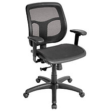 Mid-Back Mesh Ergonomic Task Chair, RMT-MMT9300