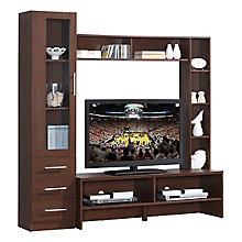 Entertainment Center w/Storage, 8812832