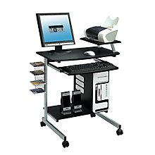 Computer Cart w/Storage, 8812835