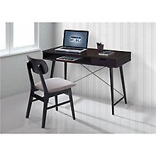 Modern Desk and Chair Set, 8807711