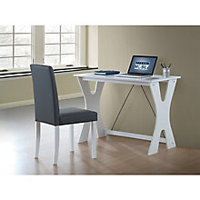 Modern Desk and Chair Set, 8807712