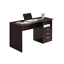 Computer Desk w/Drawers, 8812848