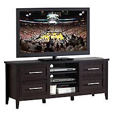 Elegant TV Stand w/Storage , 8812831