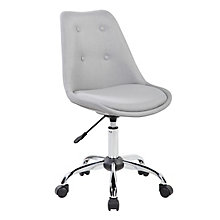 Armless Task Chair w Buttons, 8807714