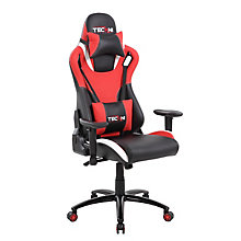 Multi-Tone Fabric Ergonomic Gaming Chair, 8826407