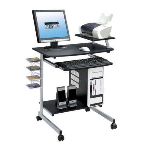 Printer shelf on right side