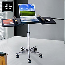 Rolling Computer Carts