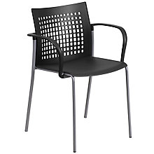 Black Stack Chair, 8812397