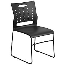 Black Stack Chair, 8812411