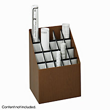 Roll File - 20 Compartments, SAF-3081