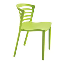 Resin Stack Chair for Indoor or Outdoor Use, 8813823