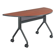 "Rumba Half Round Nesting Table - 60"" x 30"", 8801807"