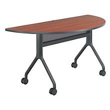 "Rumba Half Round Nesting Table - 60"" x 30"", 8801807"
